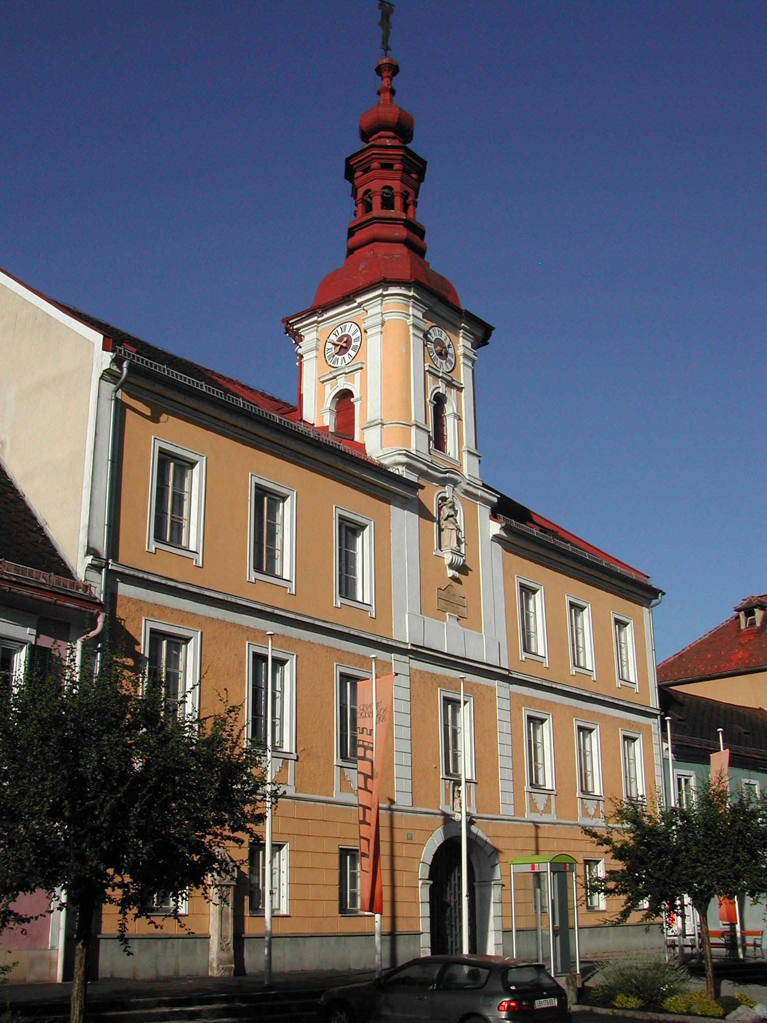 marktgemeinde wildon pflege - betreutes wohnen in wildon